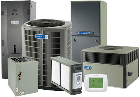 Our Products HVAC Units